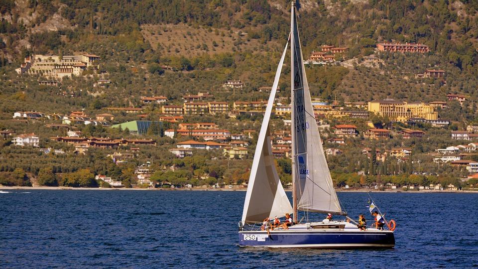 Vela, Browse, Lake, Garda, Italy, Mountain, Landscape