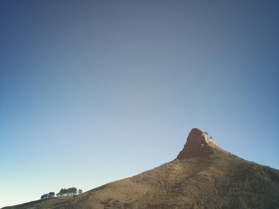 Cinder, Cone, Mountain, Landscape, Volcanic, Volcano
