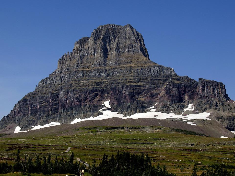 Waterton Provincial Park, Alberta, Canada, Mountain