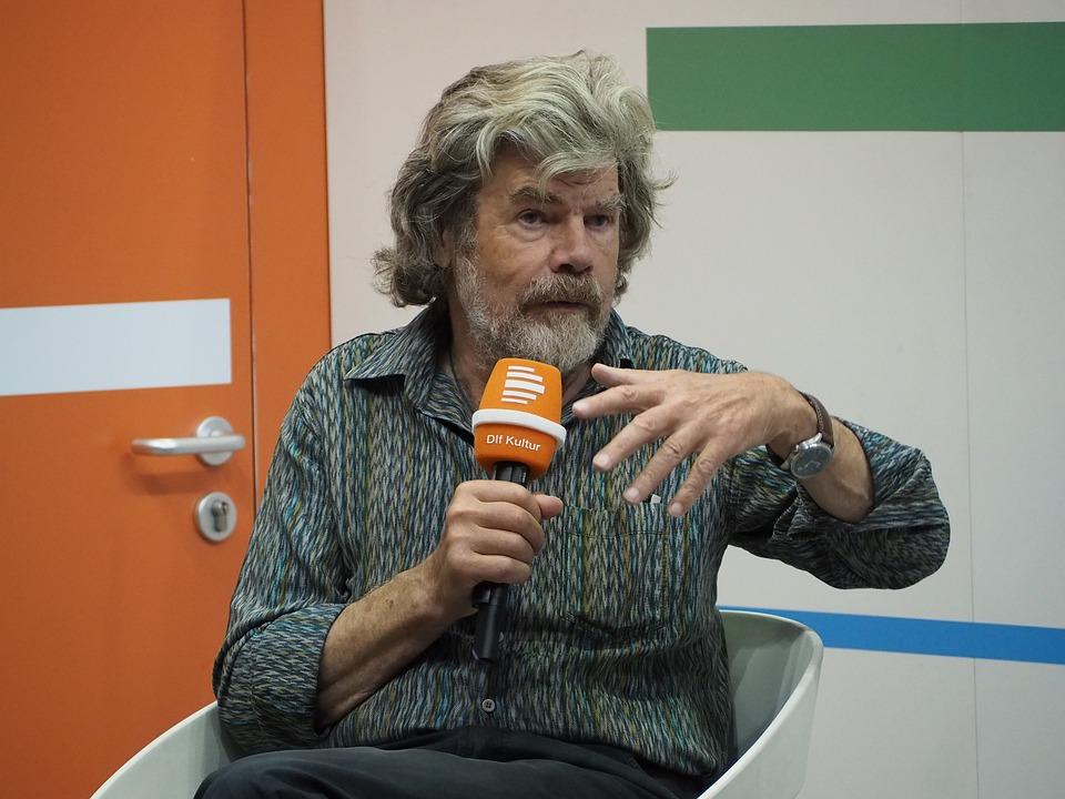 Reinhold Messner, Mountaineer, Reinhold, Dolomites