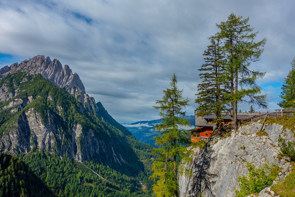 Dolomites, Tyrol, Mountains, Hiking, Mountaineering