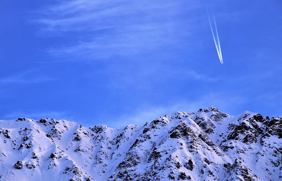 Winter, Snow, Mountains, Landscape, Tops, Alpine