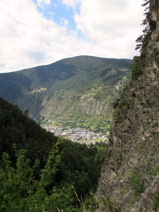 Andorra, Mountains, Summer