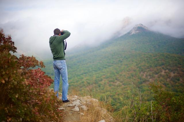 Russia, Crimea, Nature, Photographer, Autumn, Mountains