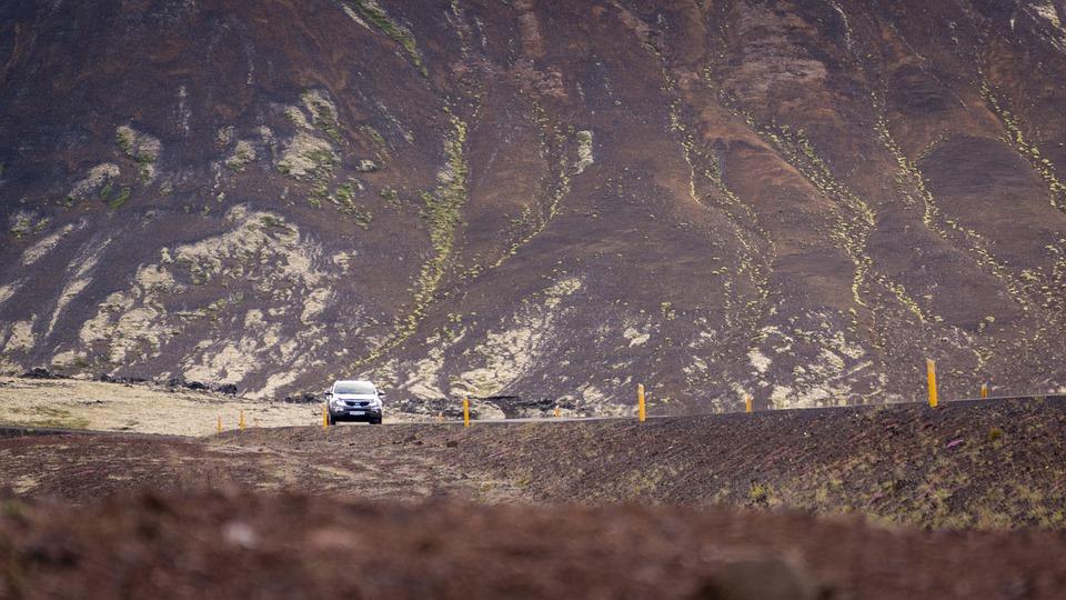Landscape, Auto, Road, Nature, Drive, Pkw, Mountains