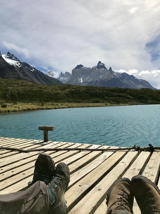 Patagonia, Mountains, Landscape, Nature, Glacier