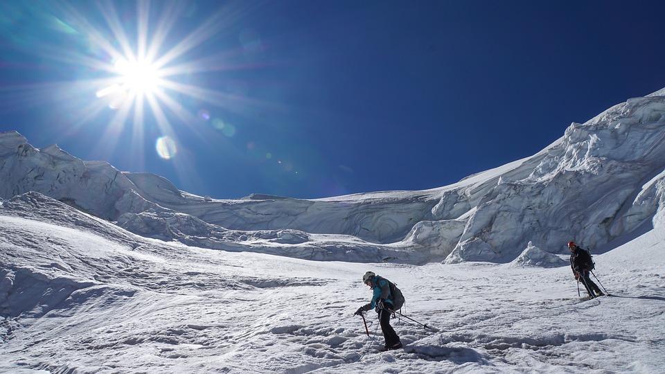Mountains, Landscape, High-altitude Mountain Tour