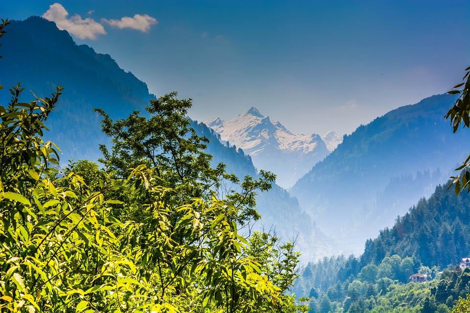 Himalayas, Manali, Trekking, Mountains, Himachal, Hills
