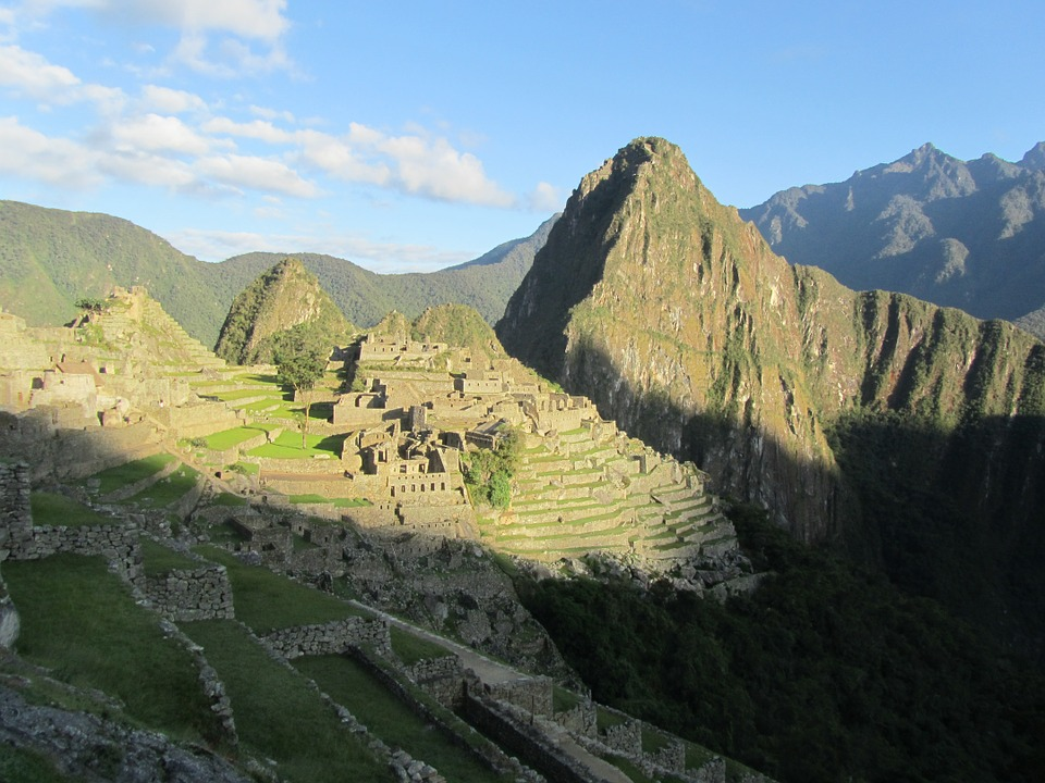 Machu Picchu, Peru, Village, Mountains, Incas, Culture