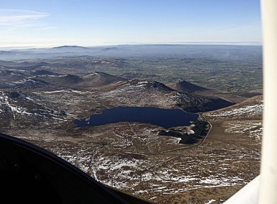 Mourne, Mountains, Northern, Ireland, Landscape, Sky
