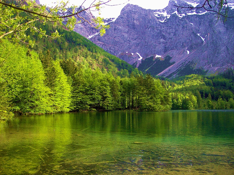 Maritime Alps, Bergsee, Landscape, Mountains