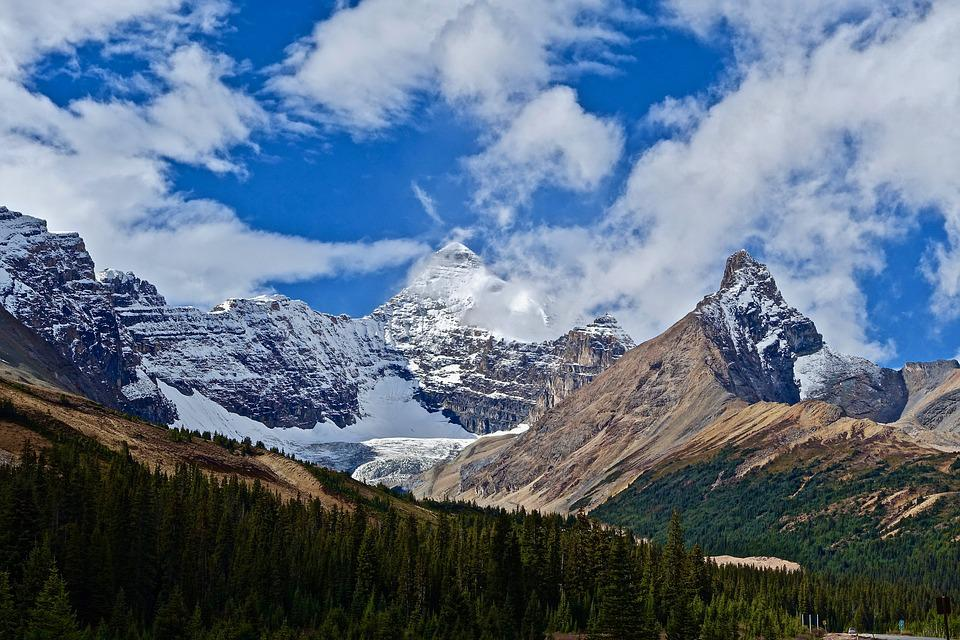 Free photo Mountains Landscape Colourful Nature Outdoor Max Pixel