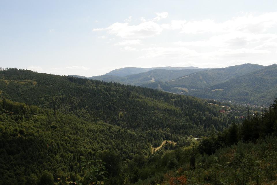 Mountains, Polish, Landscape, Nature, Beskids
