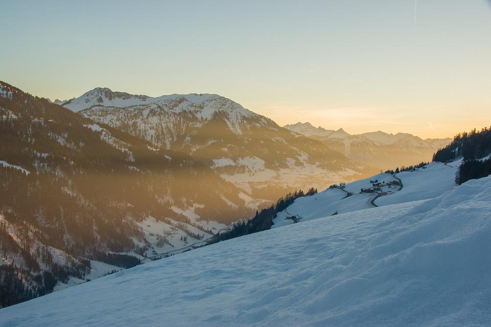 Snow, Winter, Alpine, Nature, Landscape, Mountains