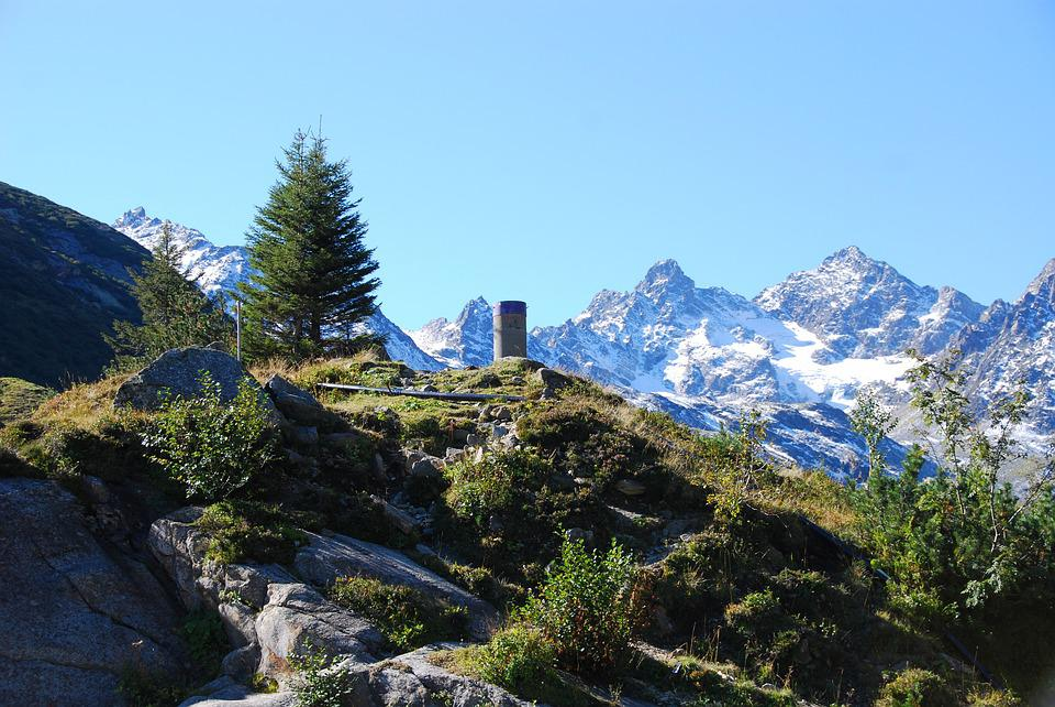 Vorarlberg, Mountains, Snow, Landscape, Outlook