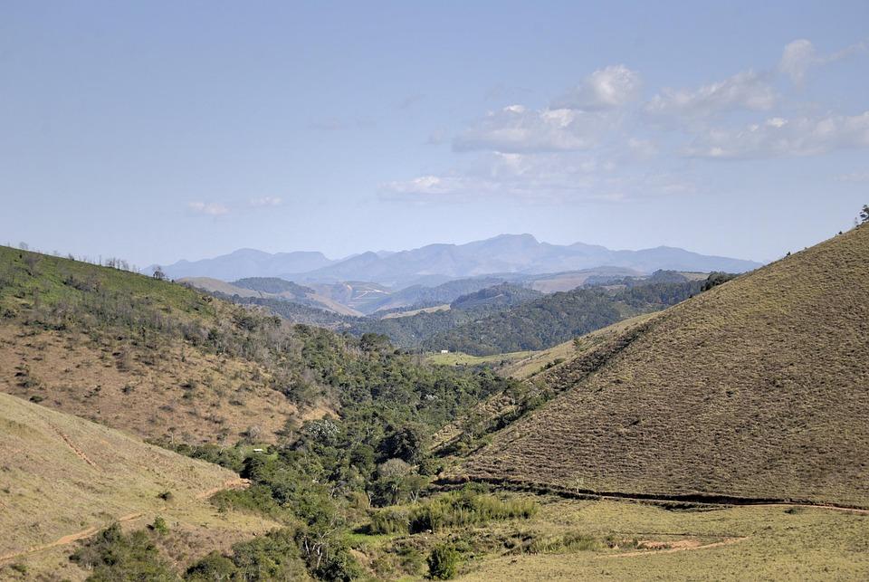 Minas, Valley, Mountains, Nature