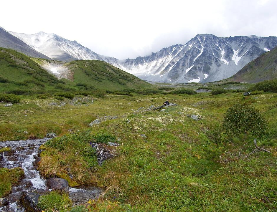 Mountains, Mountain Plateau, Mountain Circus, Camping