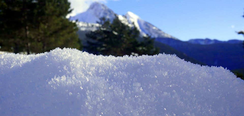 Snow, Mountains, Winter, Cold, Mountain Landscape
