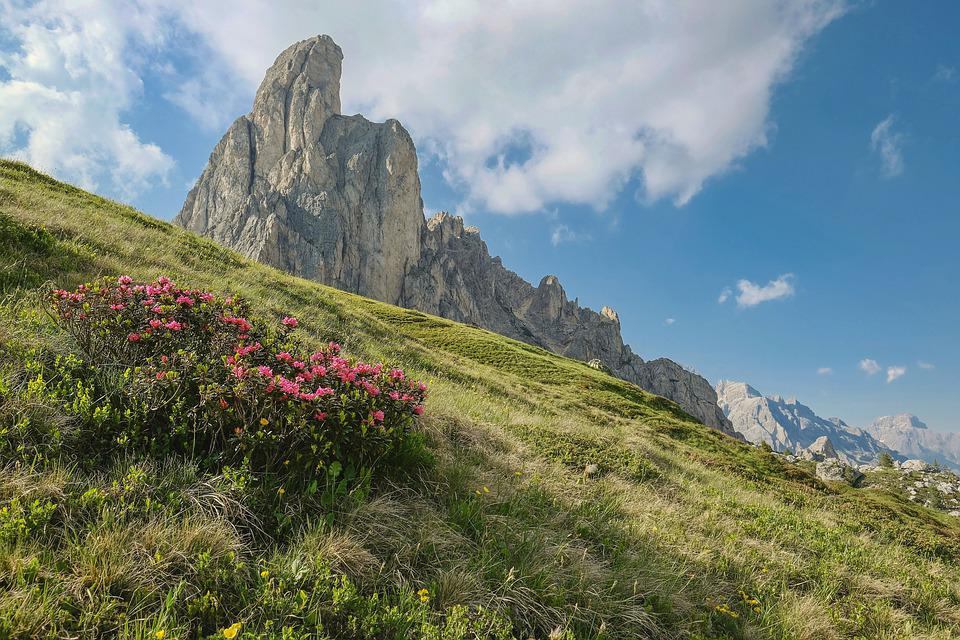 Nature, Landscape, Natural Scenery, Mountains