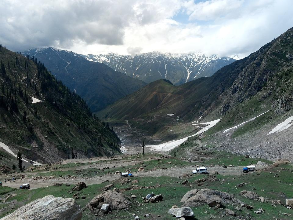 Mountains, Natural, Nature, Landscape, Mountain, Sky