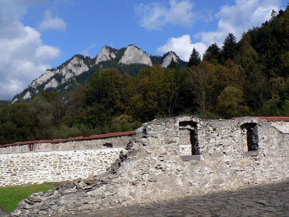 Slovakia, Pieniny, Mountains, Nature, Three Crowns