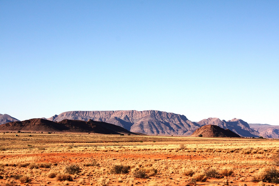 South Africa, Northern Cape, Nature, Mountains