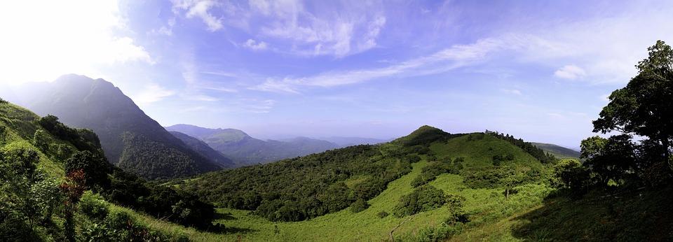 Sri Lanka, Mountains, Riverstan, Landscape, Nature