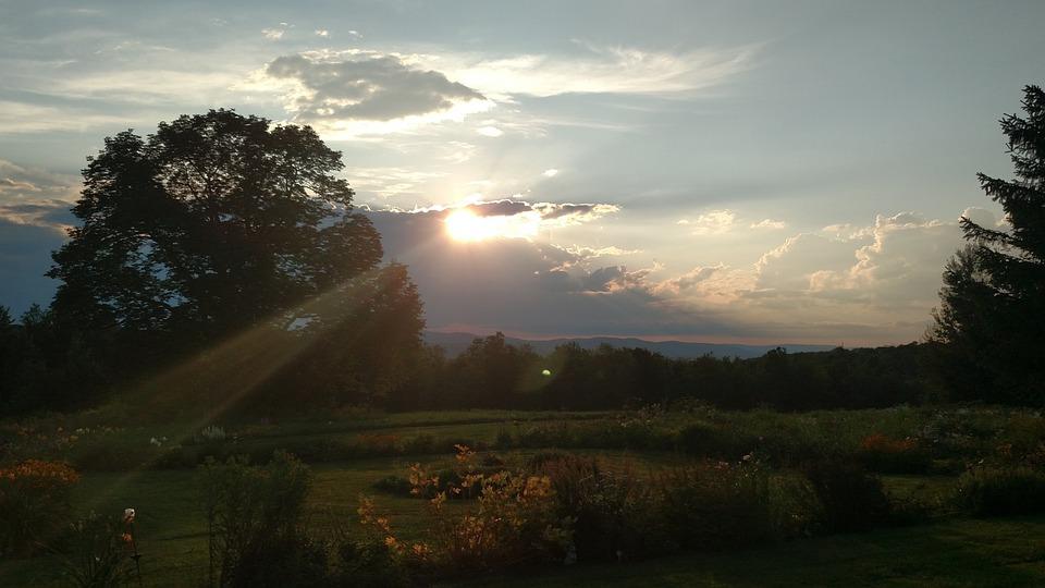 Vermont, Mountains, Landscape, Nature