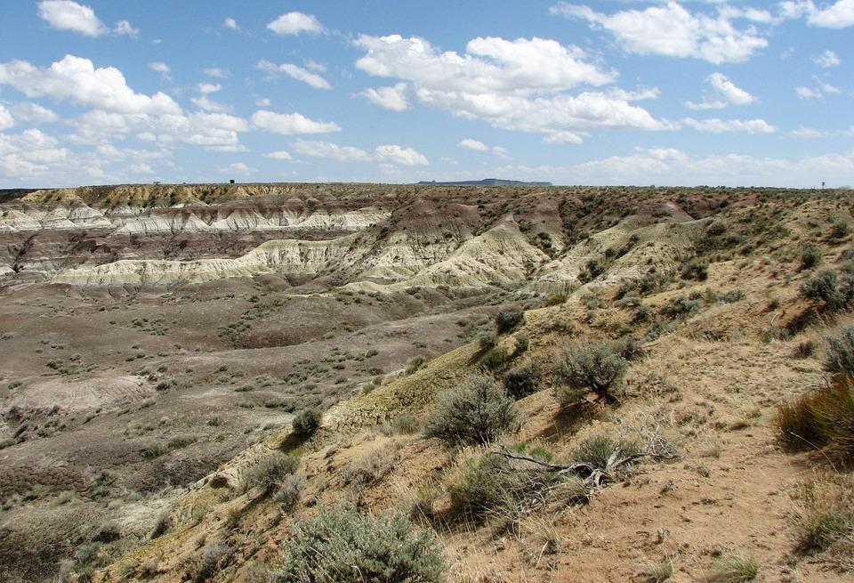 New Mexico, Canyon, Mountains, Southwest