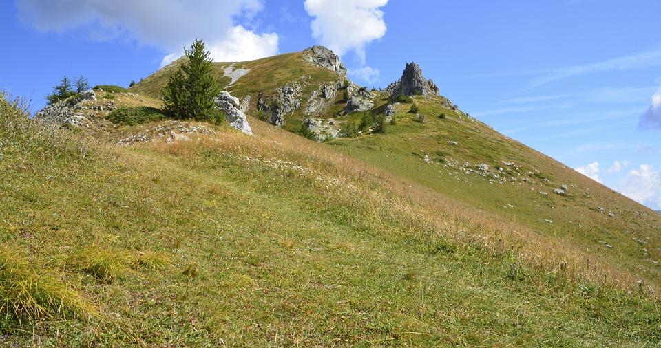 Mountains, Panorama, Alpine