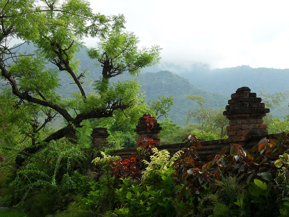 Pemuteran, Bali, Mountains, Rainy Season, Indonesia