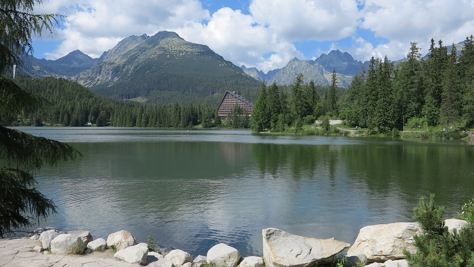 Pleso, Tatras, Lake, Mountains