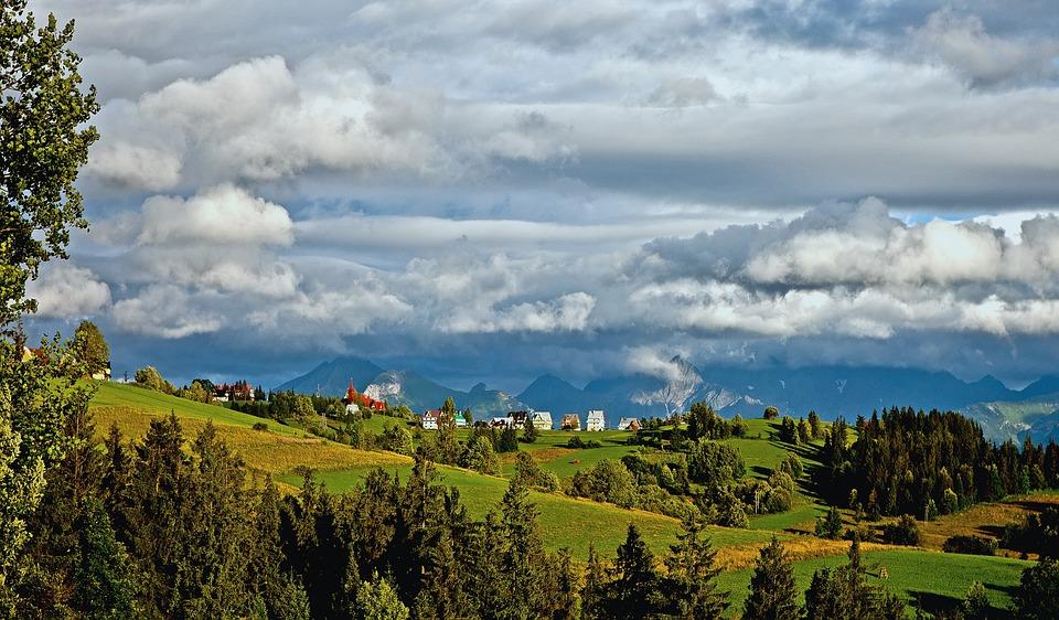Polish Tatras, Mountains, Podhale, Poland, Tatry