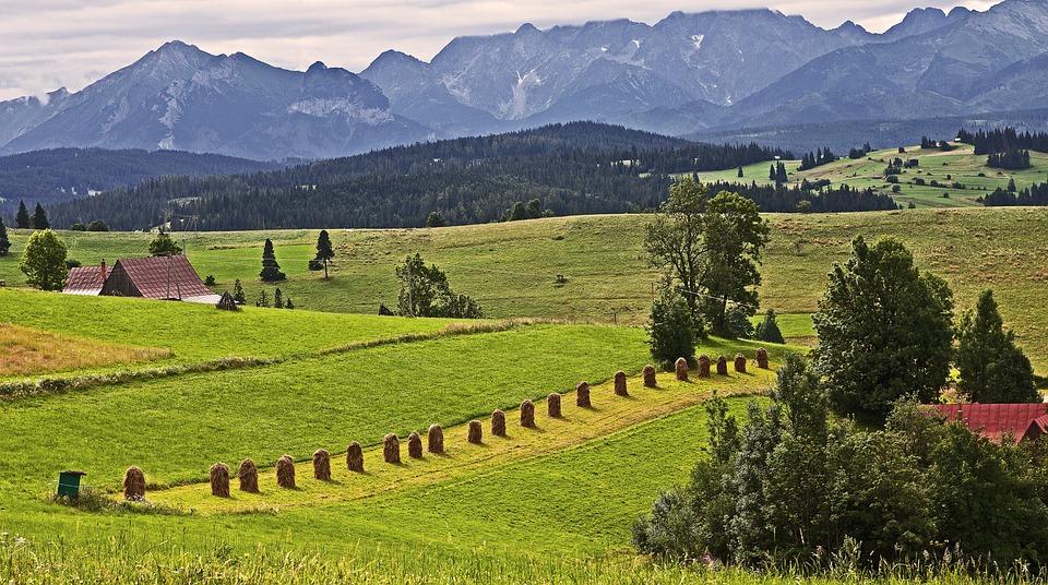 The High Tatras, Tatry, Poland, Mountains, Podhale