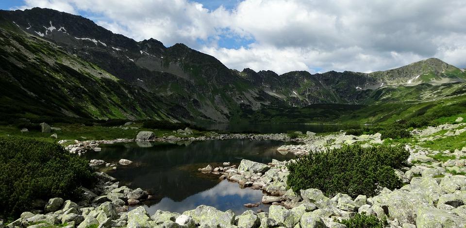 Mountains, Tatry, The High Tatras, Landscape, Poland