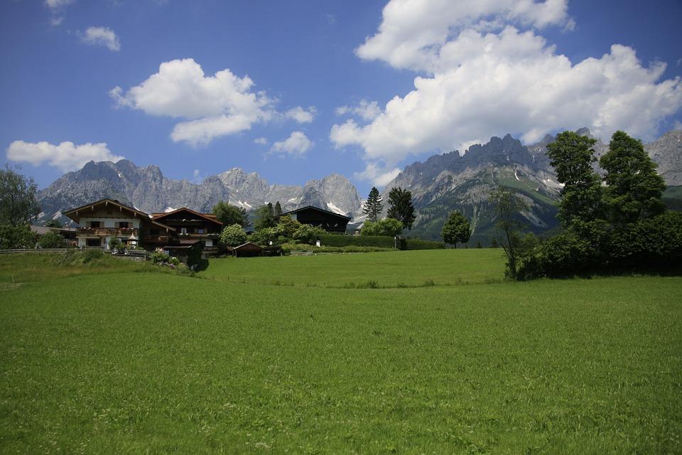 Holiday, Mountains, Sky, Alpine, Mountain Landscape