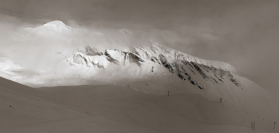 Alpine, Mountains, Snow, Switzerland, High Mountains