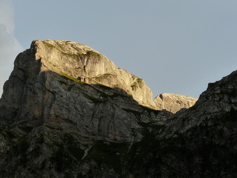 Mountains, Cima Della Saline, Saline, Sunny