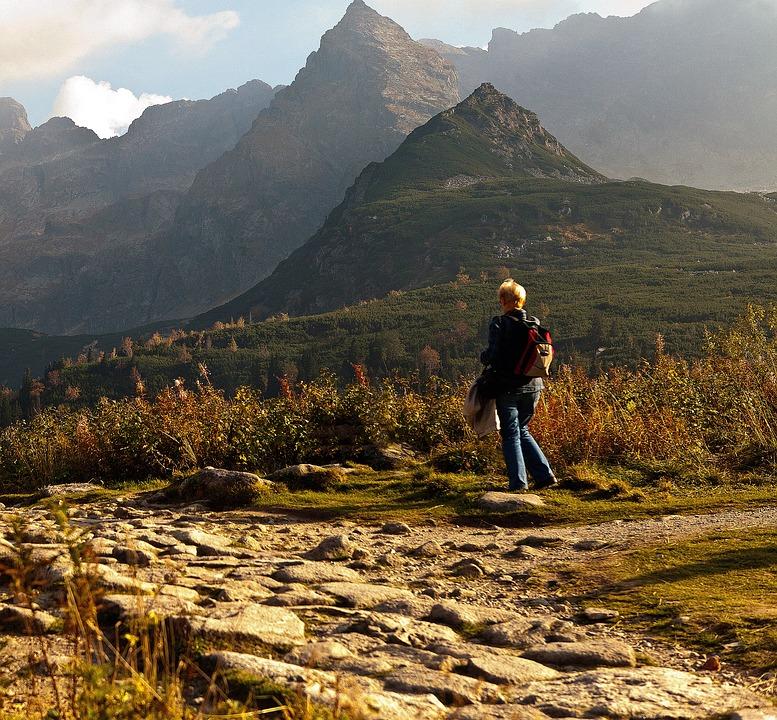 Poland, Tatry, The High Tatras, Mountains, The Stones