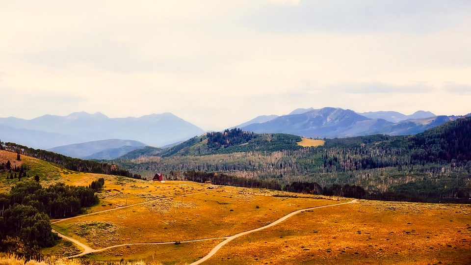 Utah, Landscape, Mountains, Panorama, Nature, Outdoors