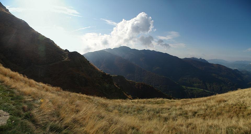 Ticino, Switzerland, Val Colla, Mountains, Alpine