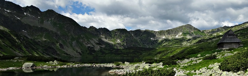 Tatry, Mountains, The High Tatras, Valley Of Five Ponds