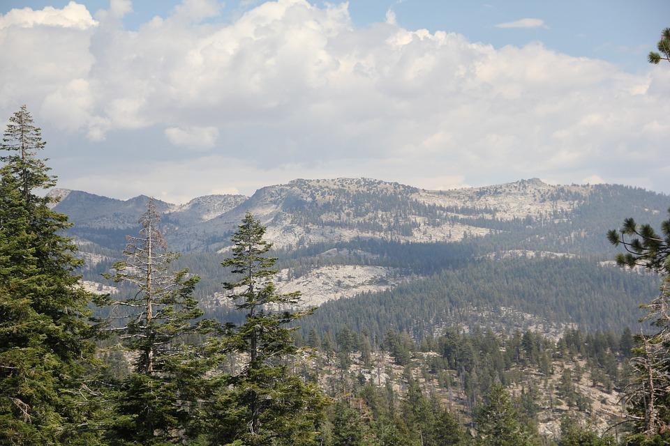 Mountains, Landscape, Vista, Nature, Sky, Natural