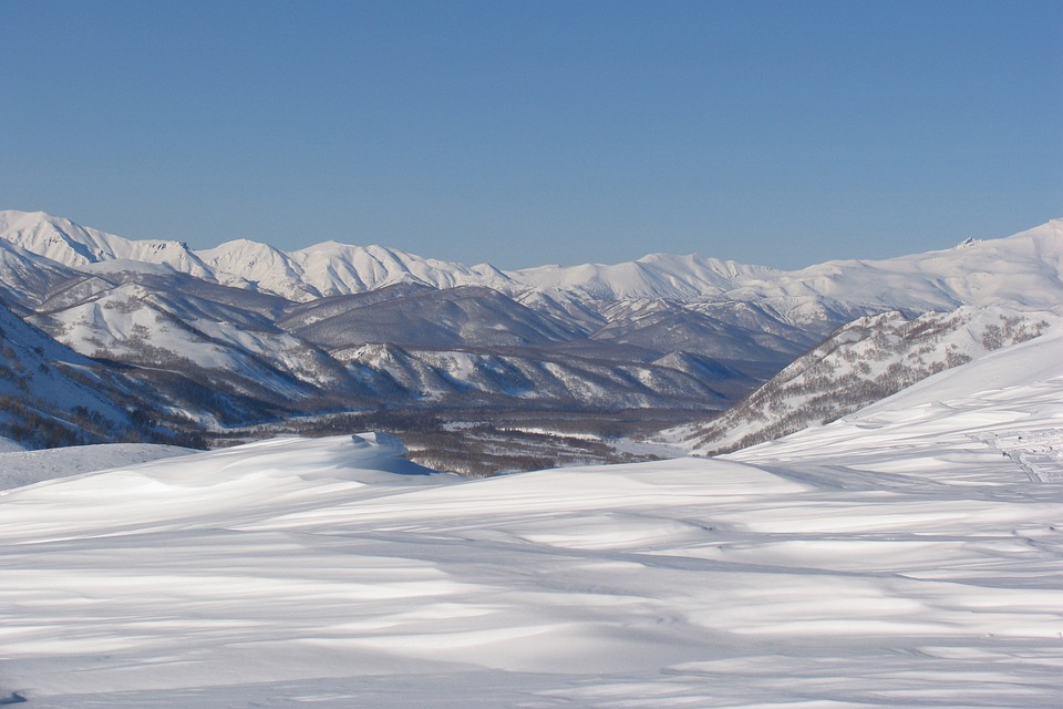 Mountains, Winter, Snow, Snowdrifts, Landscape, Nature