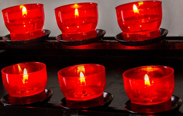 Candles, Lights, Eternal Light, Mourning Light, Light