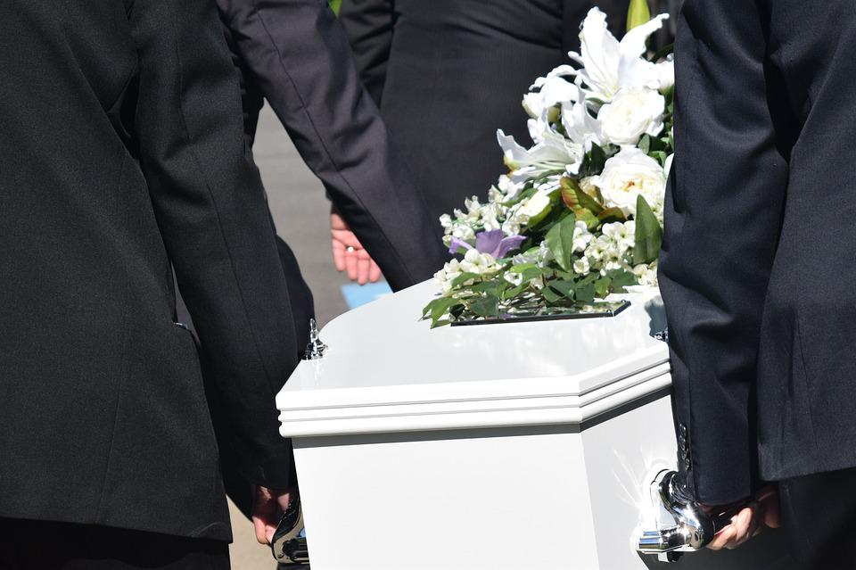Death, Funeral, Coffin, Mourning, Ceremony, Loss