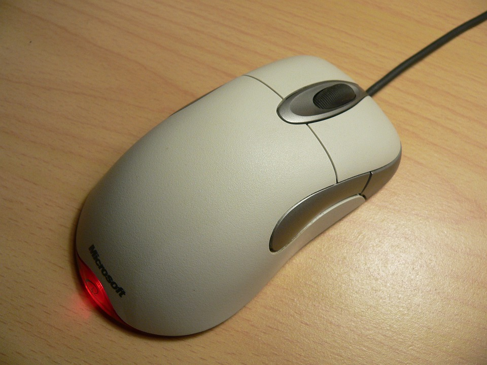 Mouse, Computer, Hardware, Technology, Internet, Device