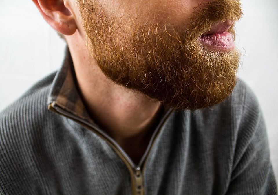 Bart, Beard Care, Mouth, Lips, Man, Face, Upper Lip