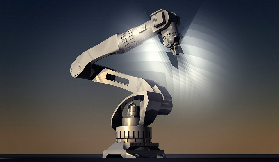 Cybernetics, Robot, Robot Arm, Simulation, Movement