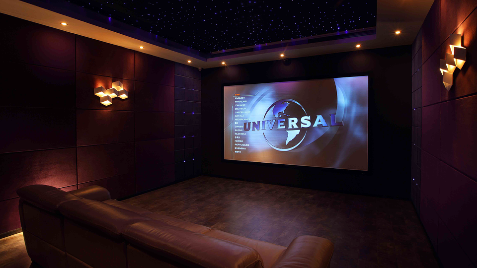 Movie, Theater, Personal